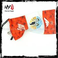 China Supplier simple high end microfiber pouch for watch /mobile phone accessories plastic bags