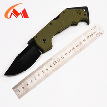Cool folding pocket tactical hunting knife made in China outdoor camping multi tool for huntsman
