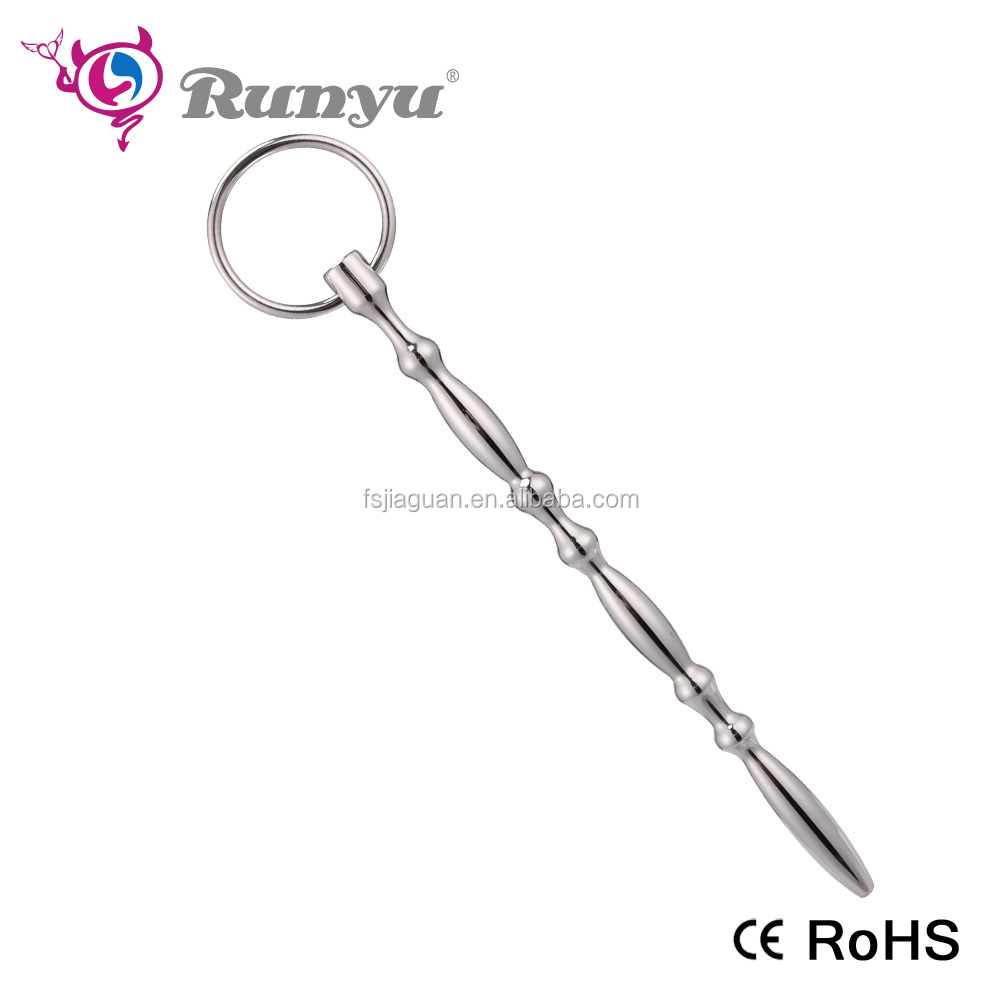 Sexy samba Stainless Steel Urethral Sounds Probe Stretching Penis Plug Metal Dilator