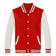 oem stock wholesale blank varsity american custom satin denim baseball jackets men