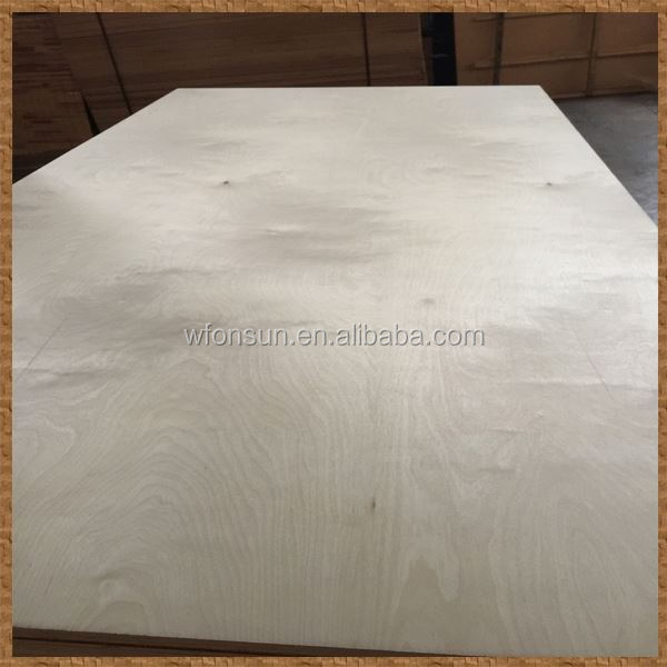 the cheapest reliable quality ukraine birch plywood for decoration