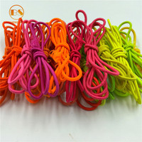 Hot Sale Polyester Custom Spiral Elastic Round Cord