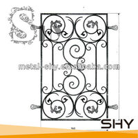 Wrought Iron Stair Parts for Fence,Gate,Staircase