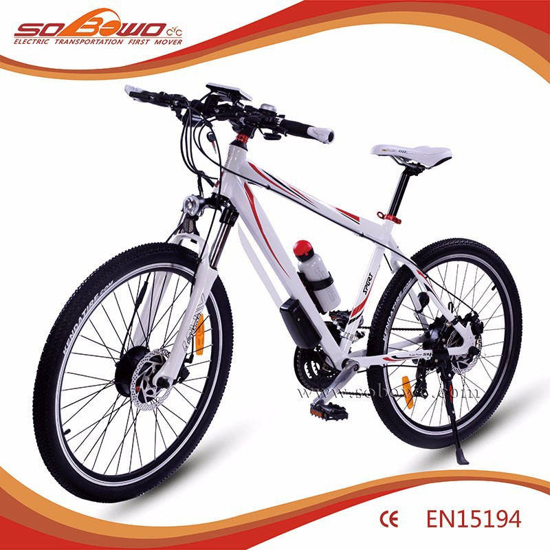 S2-4 250W BLDC Hub Motor 2 wheels Cruise Electric Pocket Bike