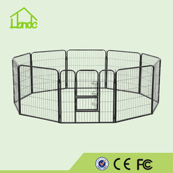 Hot sale stainless steel folding pet fence