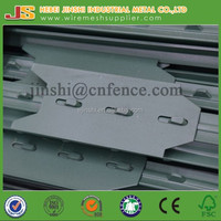 professional factory Americal Type T fence post with plate