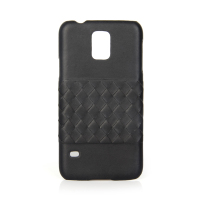Wholesale nappa leather mobile phone case for Samsung s5