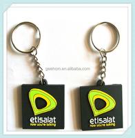custom logo key chain carabiner
