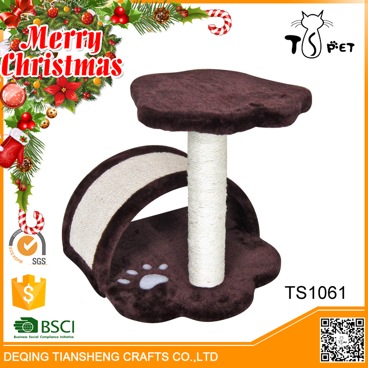 Christmas Gift Customized Fashion Cat Scratching Tree