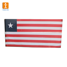 Custom Heat Sublimation printing all kinds of world flags