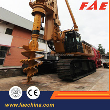 TOP foundation equipment hydraulic rotary drilling rig , best driving pile construction equipment
