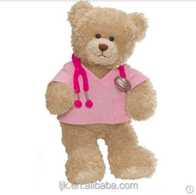 customized plush toys custom stuffed animals nurse teddy bear