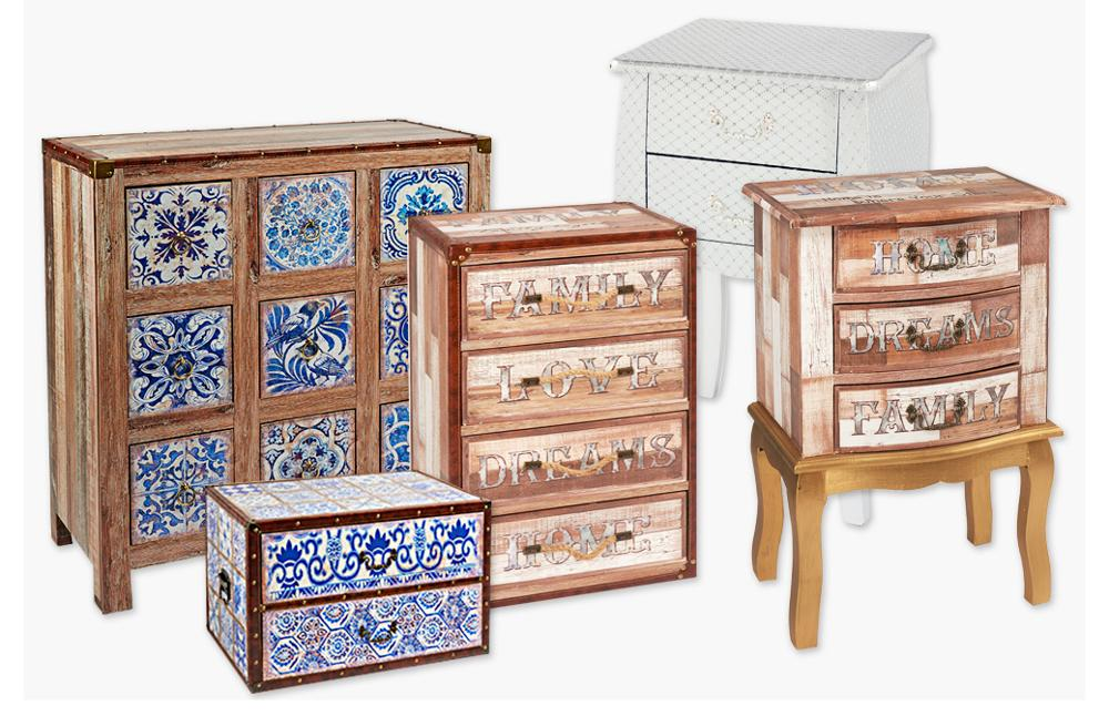 Handmade handicrafts luxury accent antique wood home decoration items
