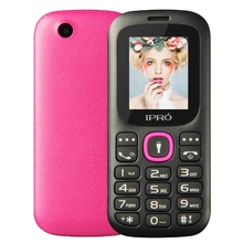 Competive price wholesale IPRO I3185 1.77 inch 2g feature phone cheap small cute mobile phone 800 mAh MP3 MP4 torch in stock