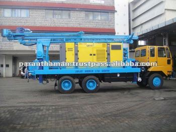 deep hole drilling machines for water