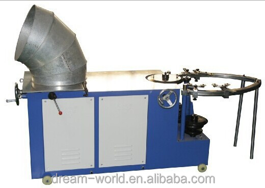 "Dream World ""AWADA"" elbow making machine for stainless steel"