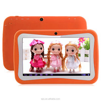 "Tablet PC 7"" AllWinner A13 android 4.0 1.2GHz 512M DDR Camera 4GB Capacitive Screen 7 inch tablet PC+Gift"