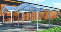 sunshade,polycarbonate block,polycarbonate canopy