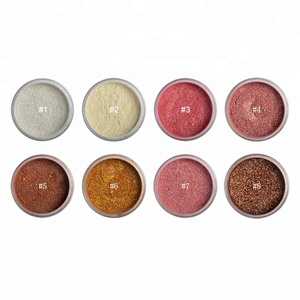 Bronzer Contour Private Label Loose Powder Highlighter Makeup