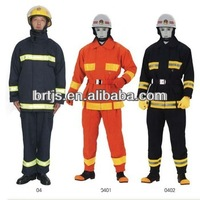 HOT Sale!!! Fireman protection clothing For Fire Fighters 2014 new product manufacture
