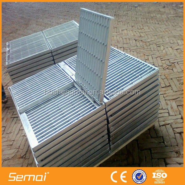 SEMAI Heavy Duty Steel Grating Weight