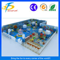 CE proved children's favouriate naughty castle soft play games for kids/amusement park supplies