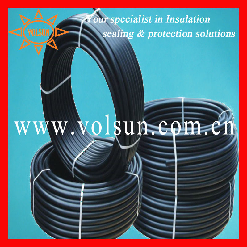 Flexible cable protection tube