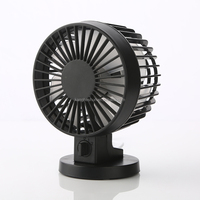 Factory Price Double Motor Two Leaf Electric Table USB Mini Portable Fan