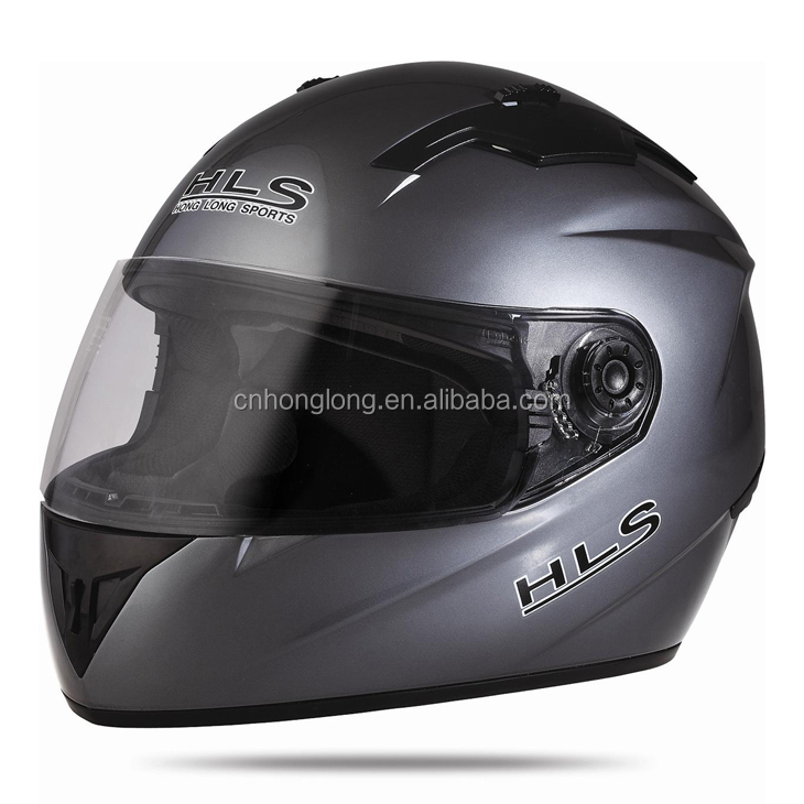 ABS Material Full face helmet,Racing helmet with good quality,ECE Approval,Top selling