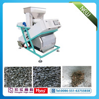 Hons+CCD Pumkin seed,Watermelon seed, color sorter machine