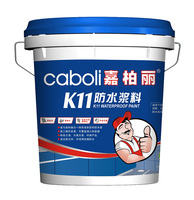 Caboli interior waterproofing paint for showers