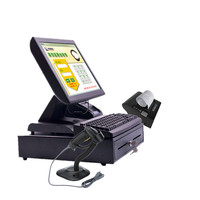 Pos factory wholesale casher register for retail pos system