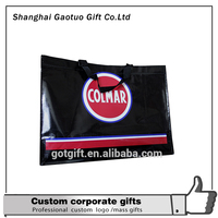 >>>Wholesale reusable shopping bag with logo printing///