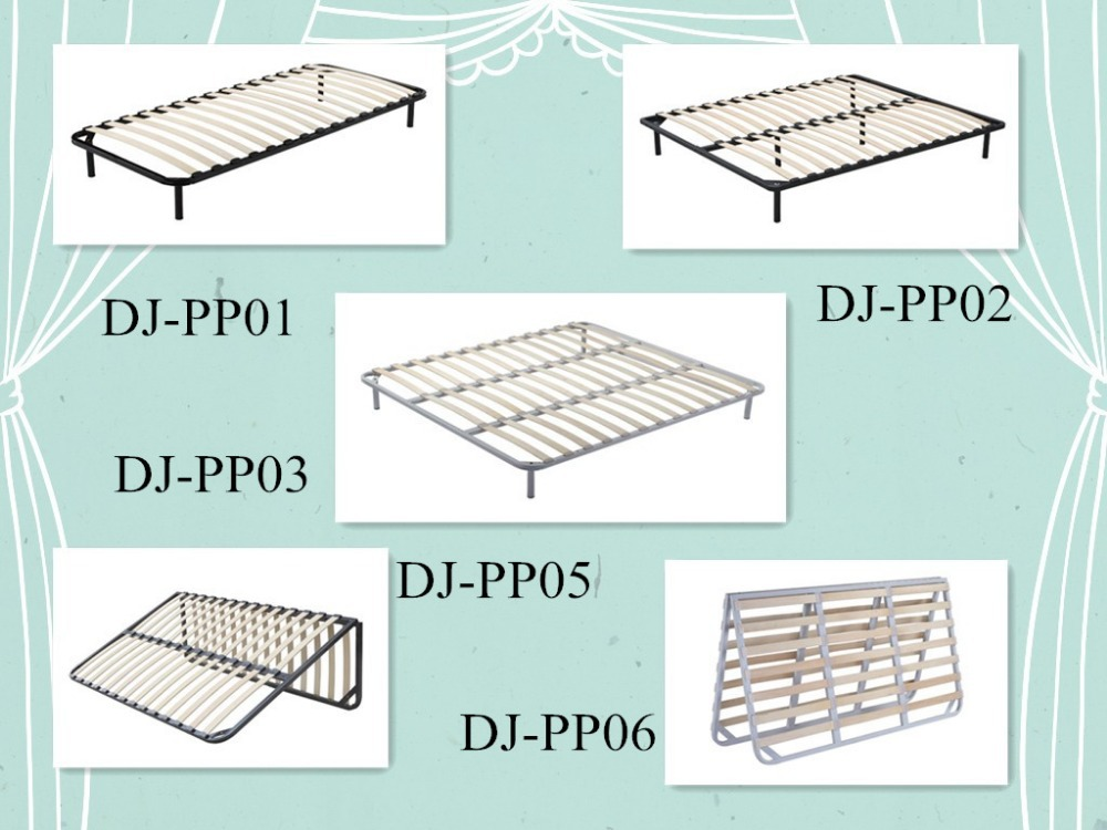 STRONG SUPPORT ABILITY BEDROOM METAL ADJUSTABLE BED FRAME