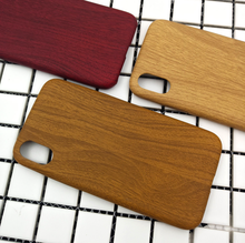 Best Selling Mobile phone accessories,genuine wood phone case for iphone 8 case
