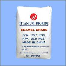 For Enamel and Ceramic Titanium dioxide(TiO2)
