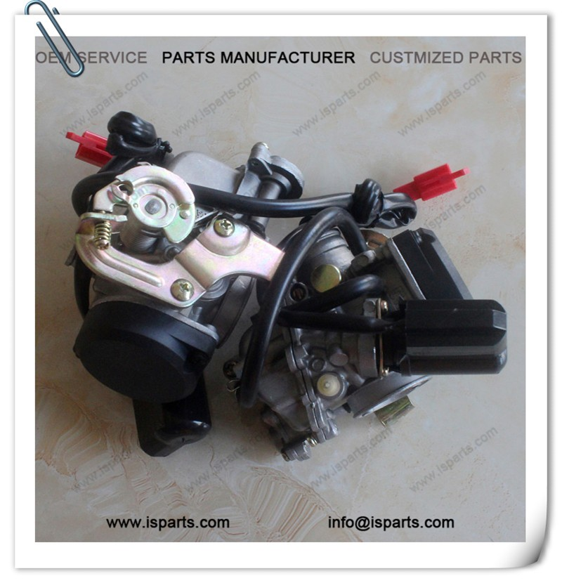 GY6 50cc high quality motorcycle aluminum alloy carburetor