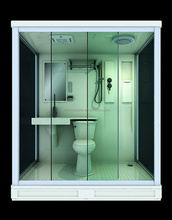 all in one bathroom units Prefab Bathroom/integrated bathroom suit/cabin/unit/set