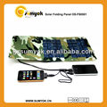 Solar Charger for mobile phones and small digital camera