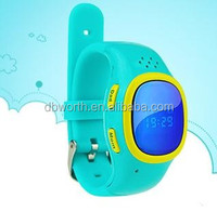 kids gps tracker watch mini wristband smart watch with sim Child Hidden small kidnapping gps