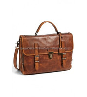 Genuine Leather Briefcase AP-5008