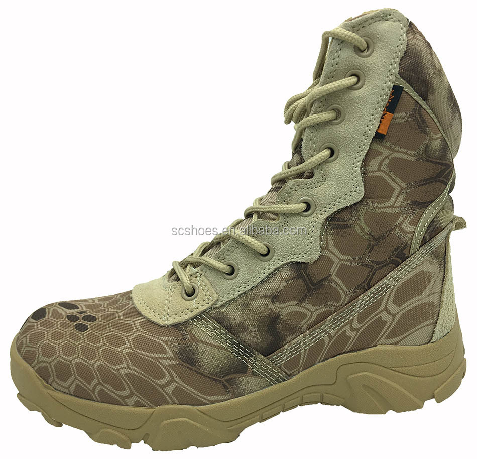 Camouflage <strong>boots</strong> male special forces 07 for desert tactics training <strong>boots</strong> autumn winter outdoor hiking <strong>boots</strong> overlight