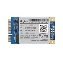 KingFast half size 256GB SSD mSATA MLC SSD with High Speed Cache SSD