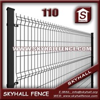 Distinctive Rounded Safety Top Garden Pool Back Yard Metal Fence R