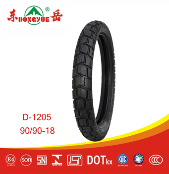 China motorcycle tire 90/90-18 with high quality