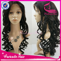 Wholesale hair wig,cheap colourful party wigs full lace adjustable wig cap