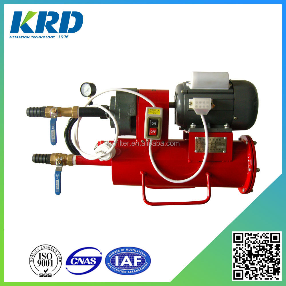 Blyj portable used oil recycling machine used motor oil for Used motor oil recycling equipment