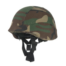 Camouflage Military Armored Helmet