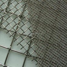 304 304L 316 316L High Quality security screen wire mesh in Anping Factory