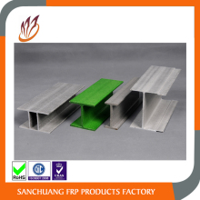 Pultruded Structural Fiberglass Reinforced FRP I Beams